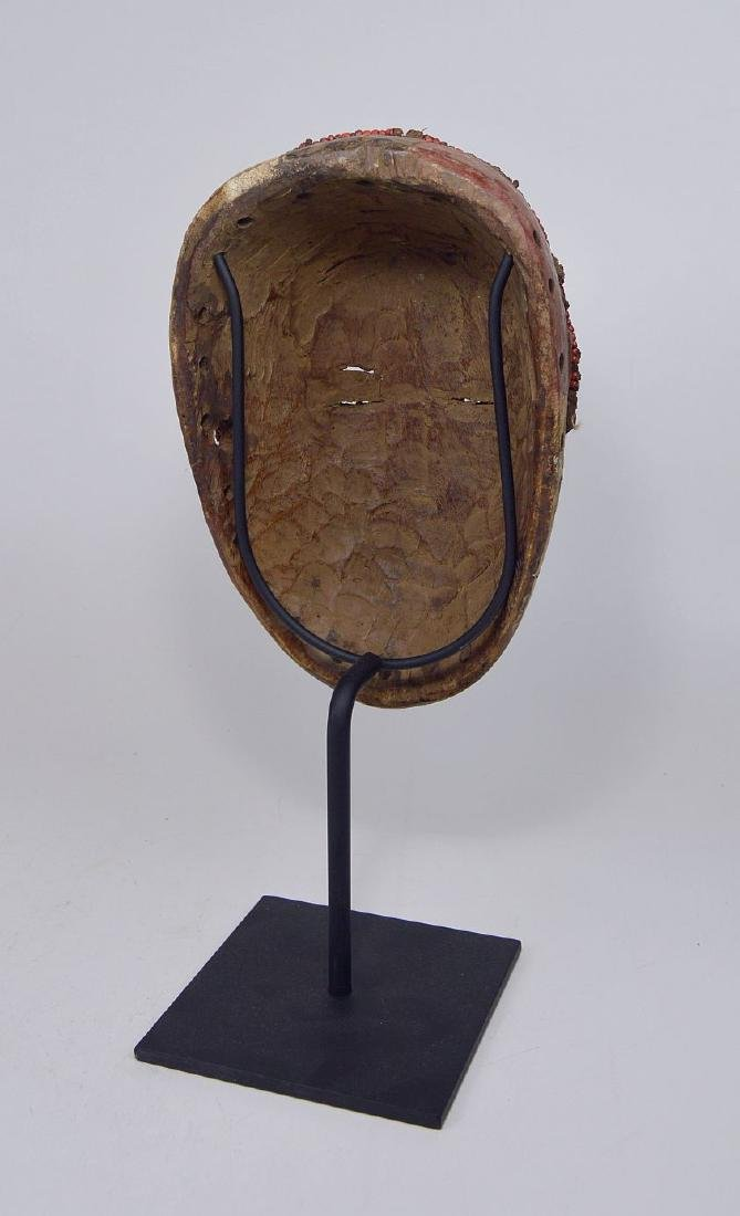 Old Galoa African mask, African Art - 6