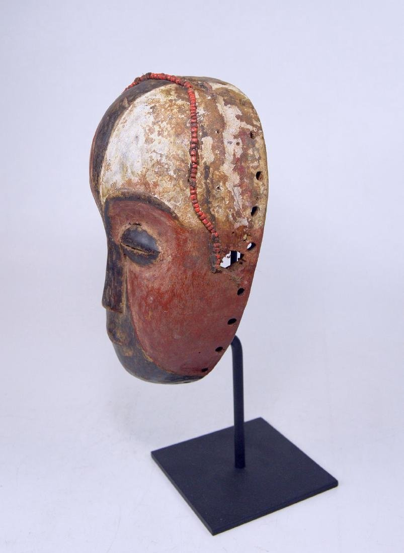 Old Galoa African mask, African Art - 7