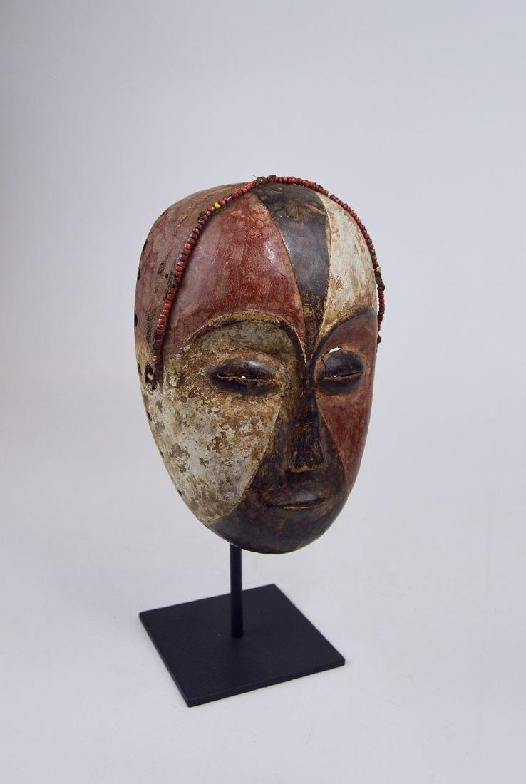 Old Galoa African mask, African Art - 9