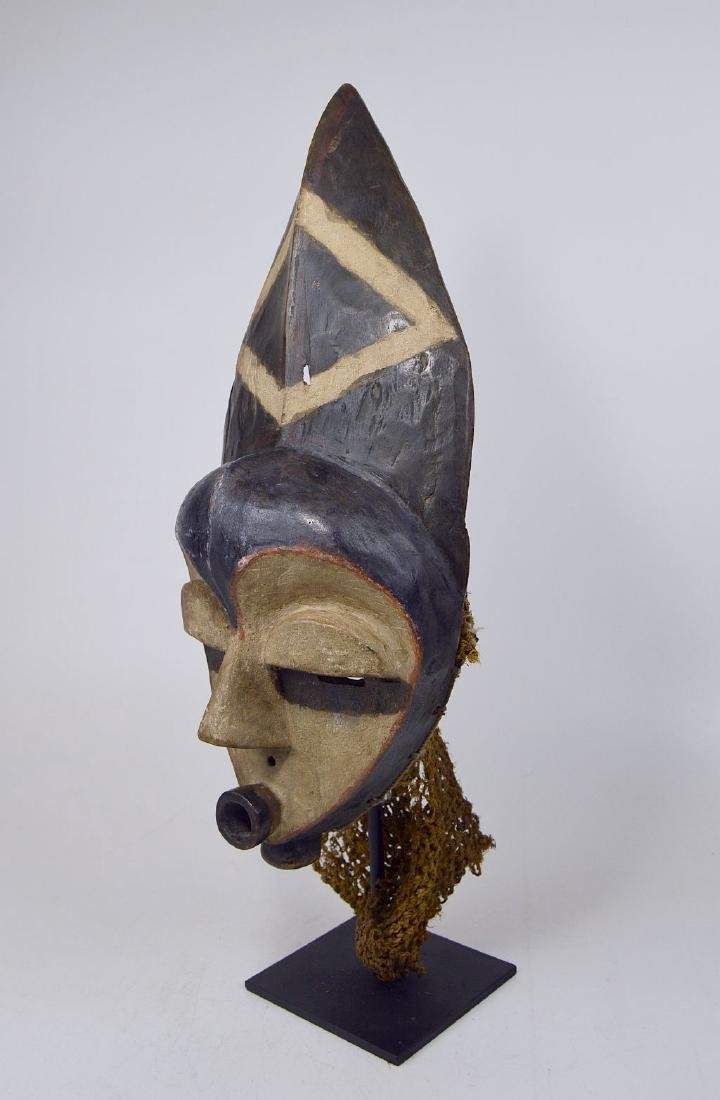 Highly Stylized African Mask from the Pende - 3