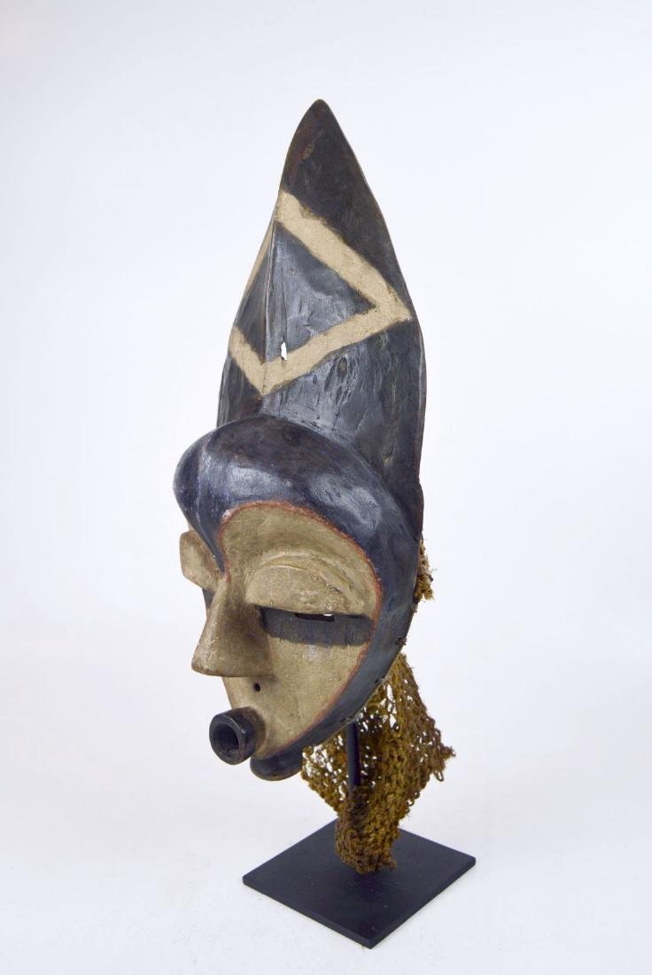 Highly Stylized African Mask from the Pende - 4