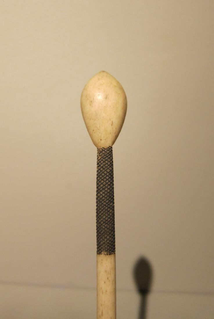 Zulu Snuff Spoon, South Africa
