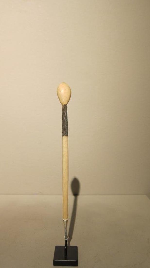 Zulu Snuff Spoon, South Africa - 2