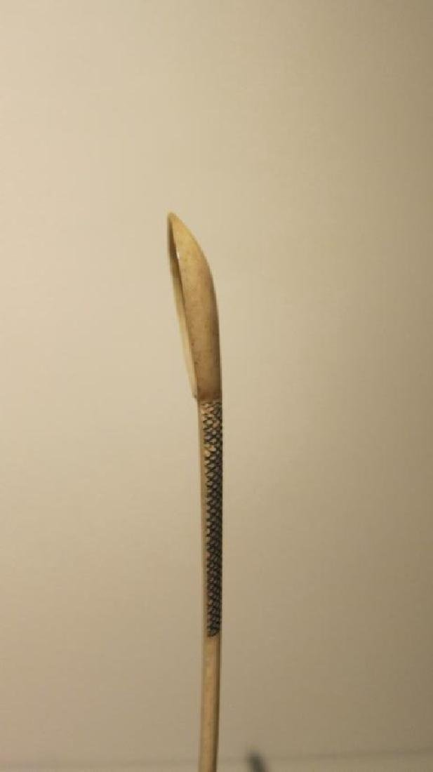 Zulu Snuff Spoon, South Africa - 5
