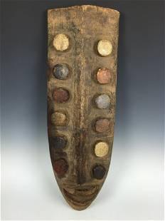 Grebo Mask from Ivory Coast