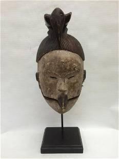 Ogoni Yam Talking Mask