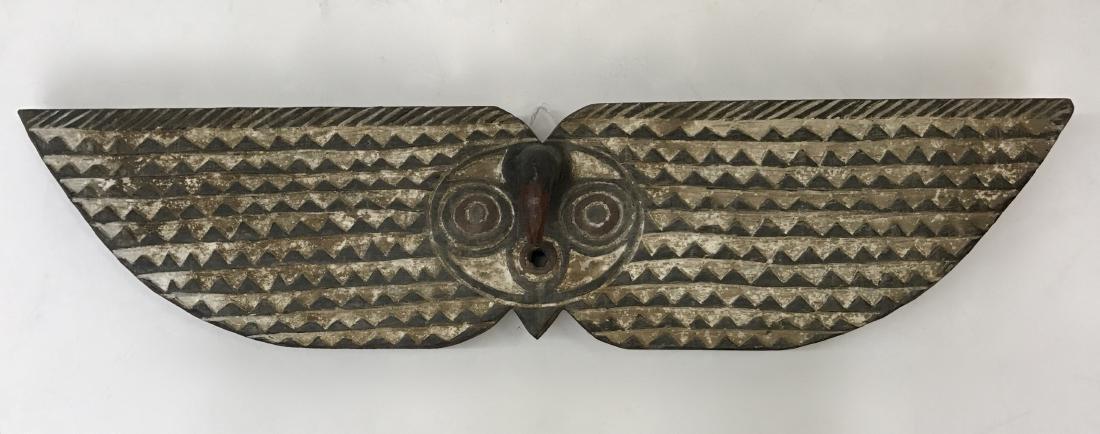 Large Bobo Bwa Hawk Plank Mask