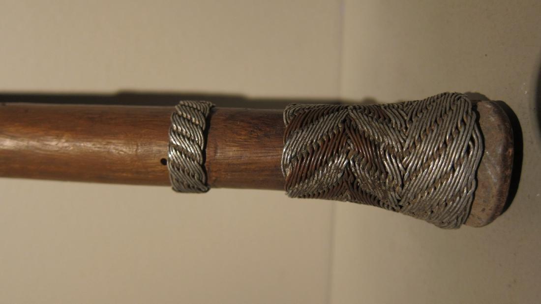 Wirework African Battle Axe, Zimbabwe - 7