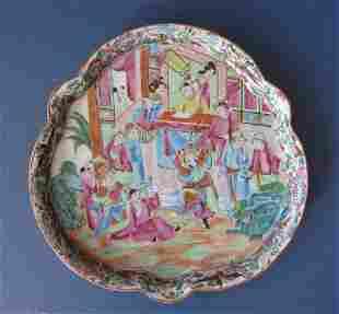 Rose Mandarin Platter
