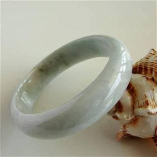 Chinese Genuine Vintage Jadeite Jade Bangle Bracelet