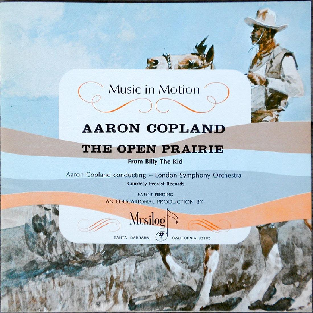 The Open Prairie, Borein, Edward &Copland , Aaron.