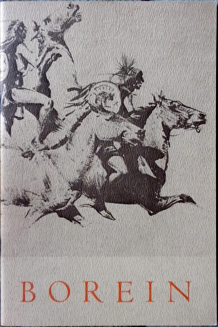 Borein, Edward Drawings And Watercolors