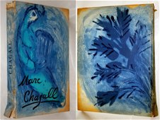Chagall Illustrations For The Bible 1956, Verve