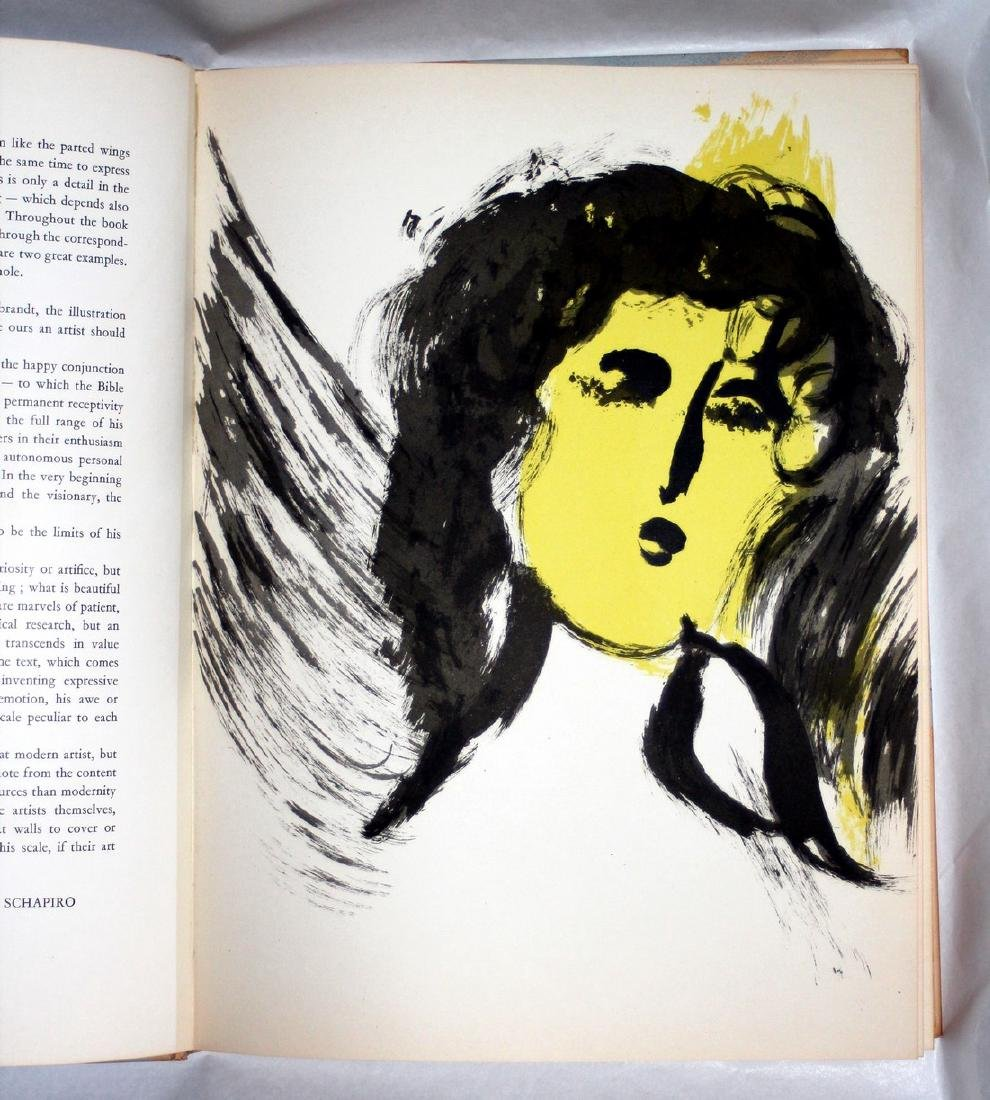 Chagall Illustrations For The Bible 1956, Verve - 5