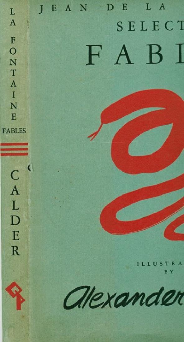 Selected Fables Calder, Alexander - 2