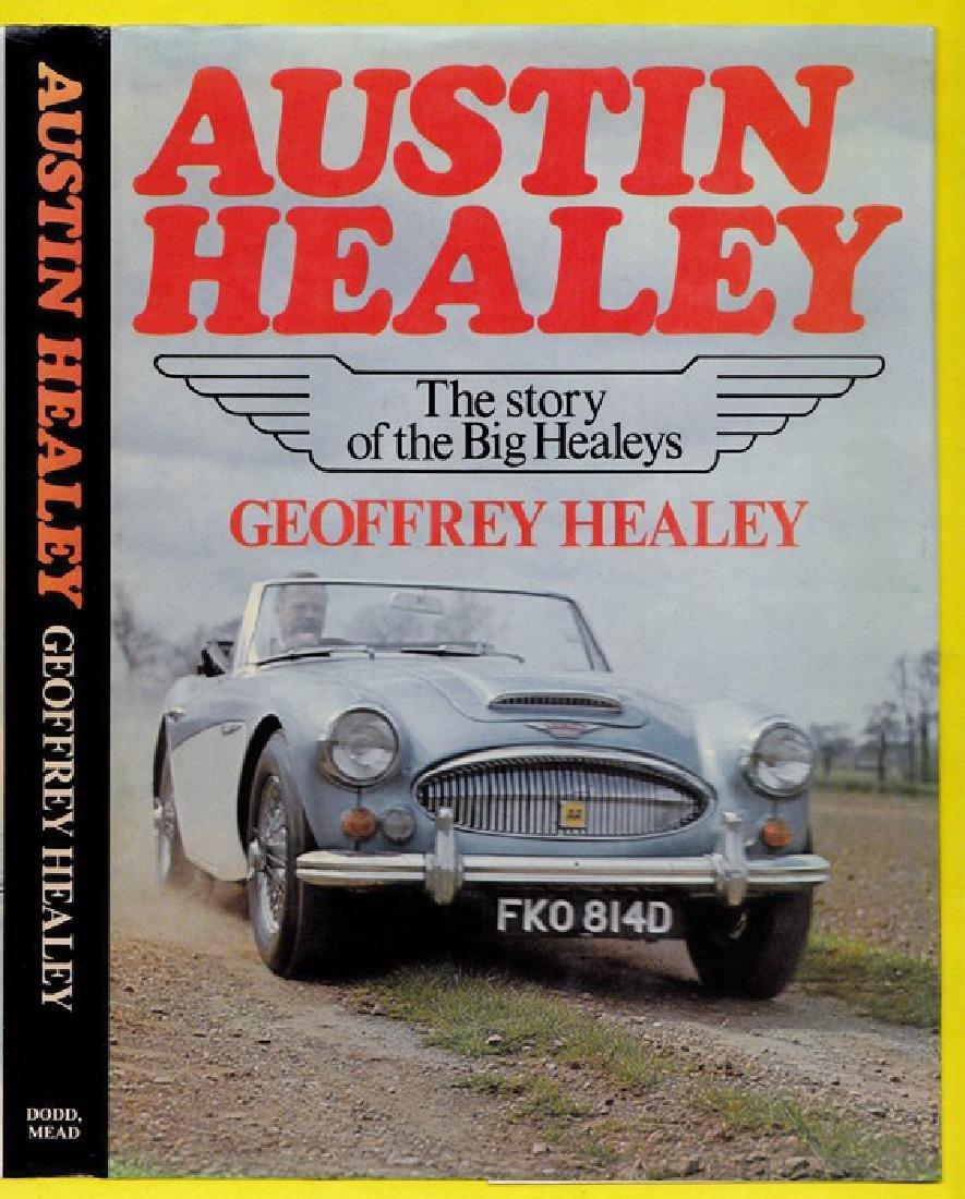 Austin Healey: The Story Of The Big Healeys