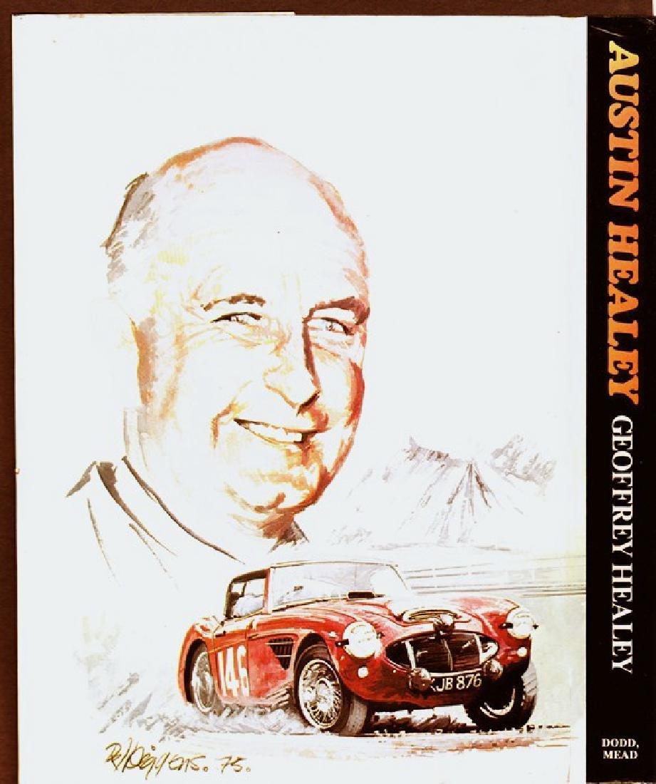 Austin Healey: The Story Of The Big Healeys - 2