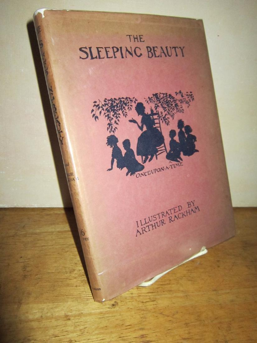 Arthur Rackham Sleeping Beauty 1st Trade Ed