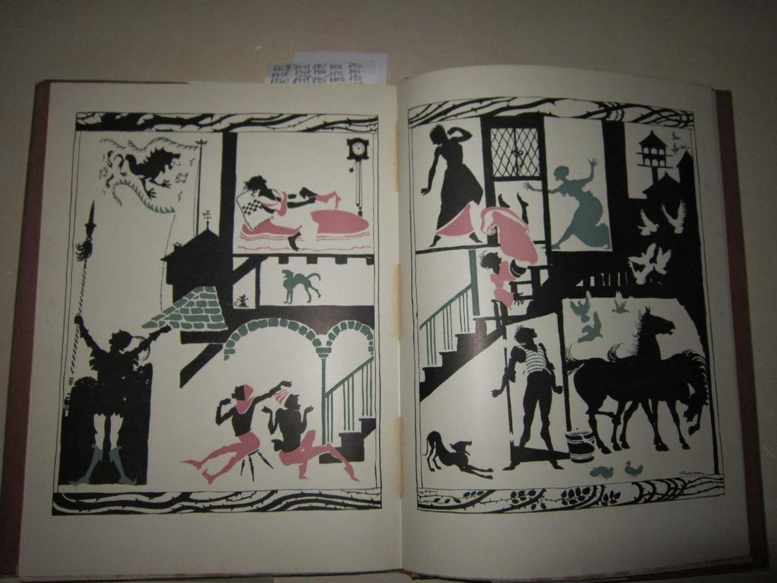 Arthur Rackham Sleeping Beauty 1st Trade Ed - 2
