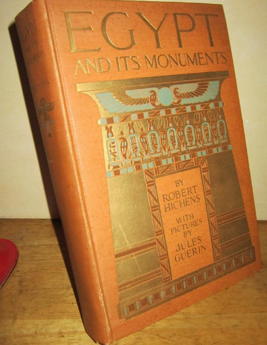 Egypt And Its Monuments, Robert Hichens & Jules Guerin