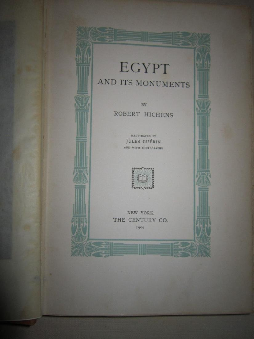 Egypt And Its Monuments, Robert Hichens & Jules Guerin - 3