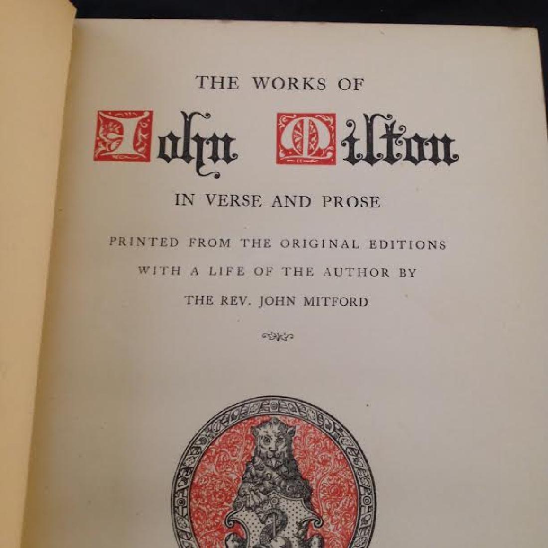 The Poetical Works Of John Milton 1867 Vol.11 - 5