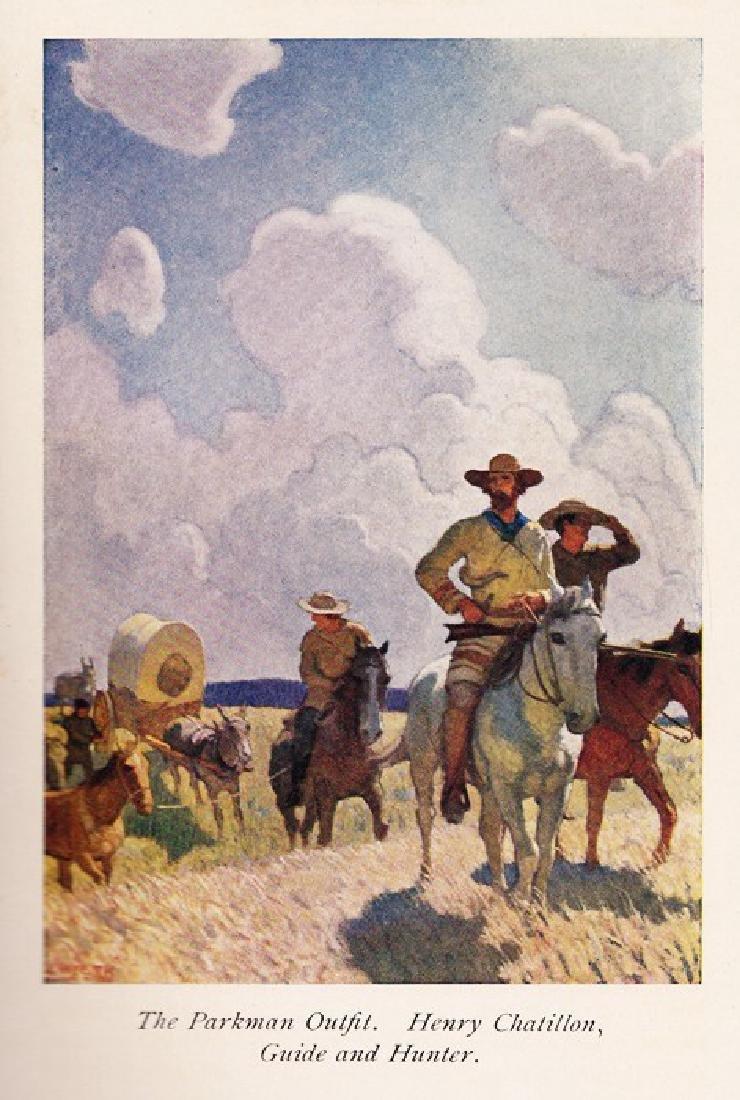 The Oregon Trail By Parkman, Francis - 4