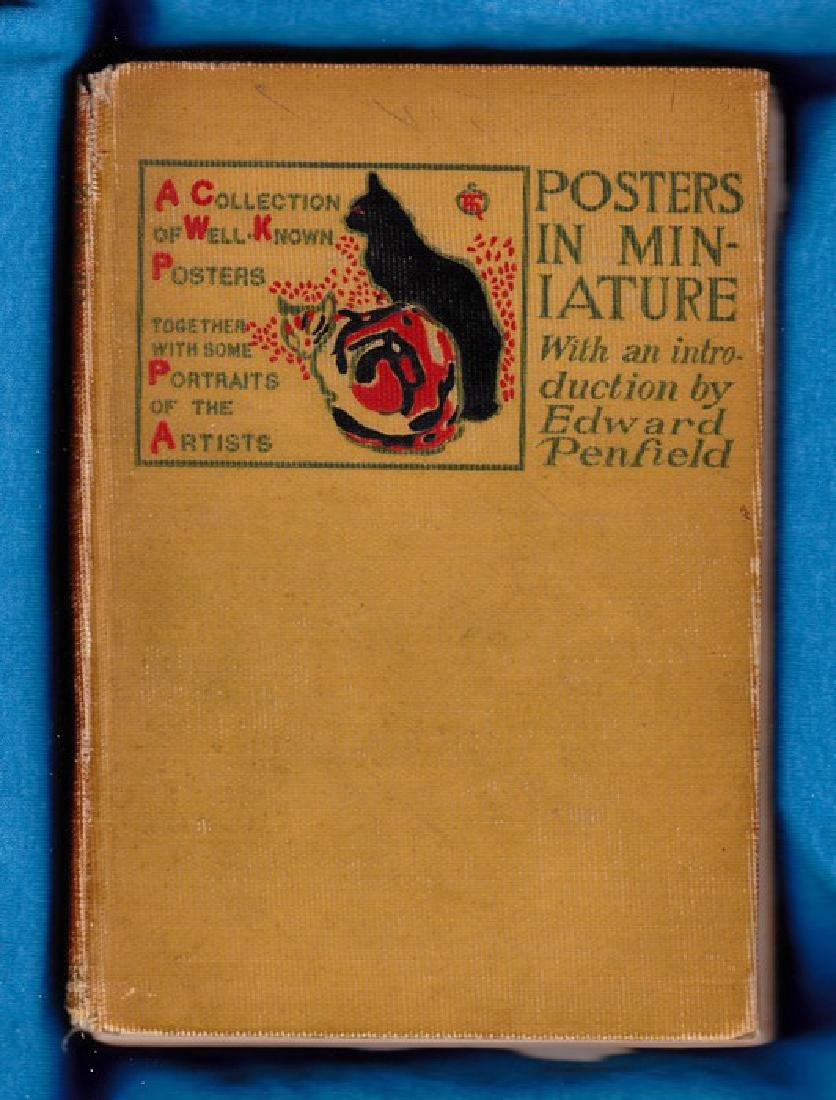 Posters In Miniature By Penfield, Edward