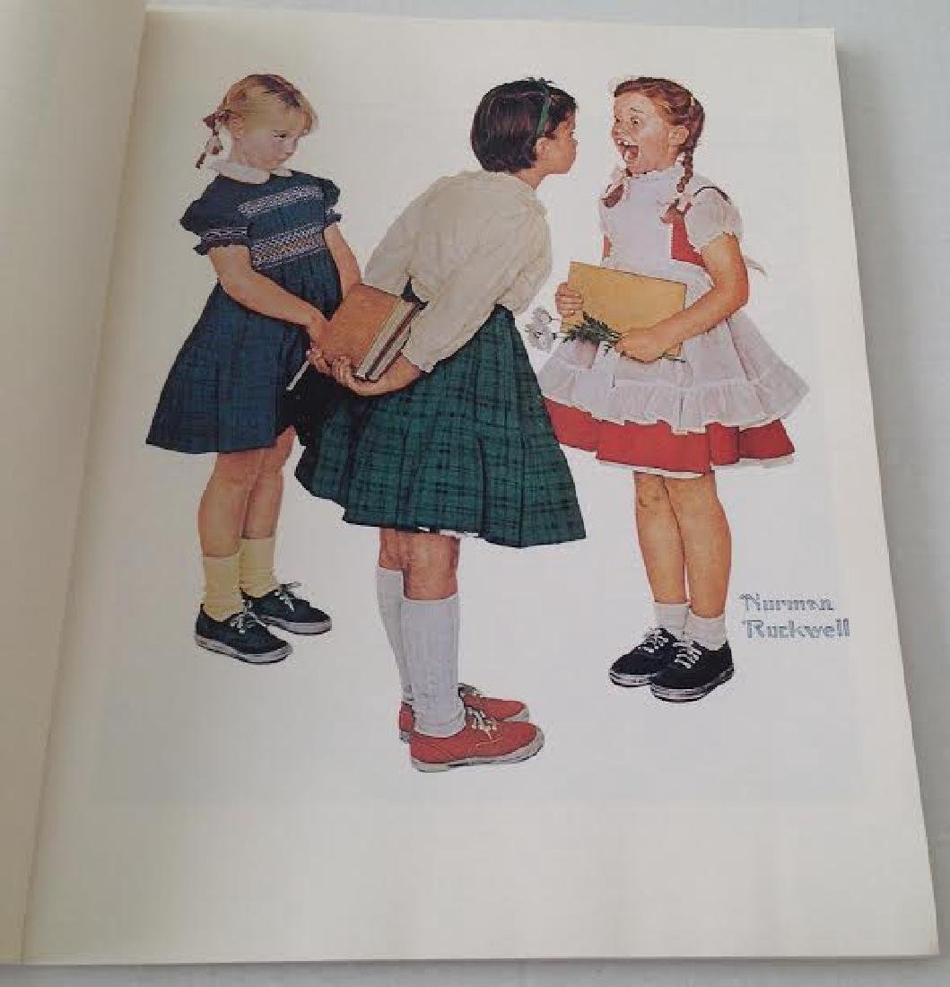 Norman Rockwell Favorites Larger Poster Size - 3