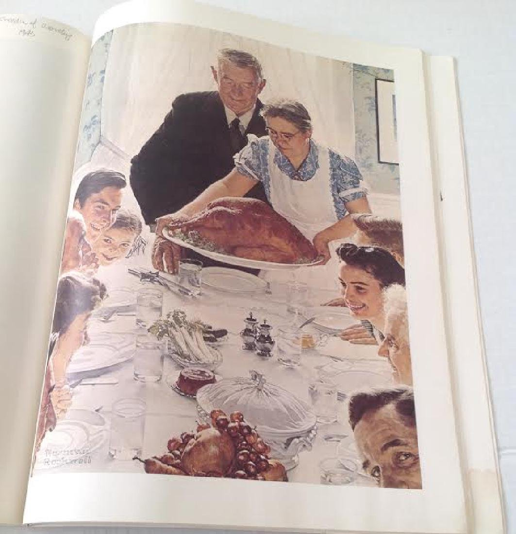 Norman Rockwell Favorites Larger Poster Size - 4