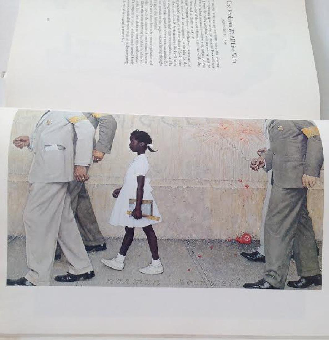 Norman Rockwell Favorites Larger Poster Size - 5