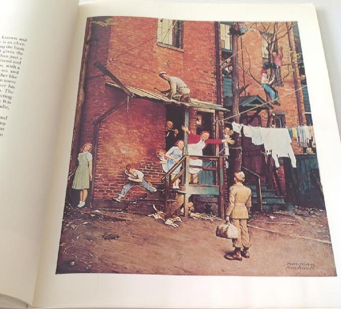 Norman Rockwell Favorites Larger Poster Size - 6
