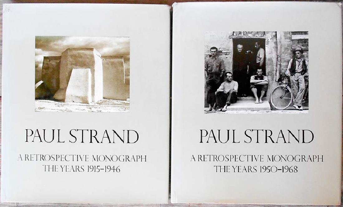 Paul Strand A Retrospective Monograph