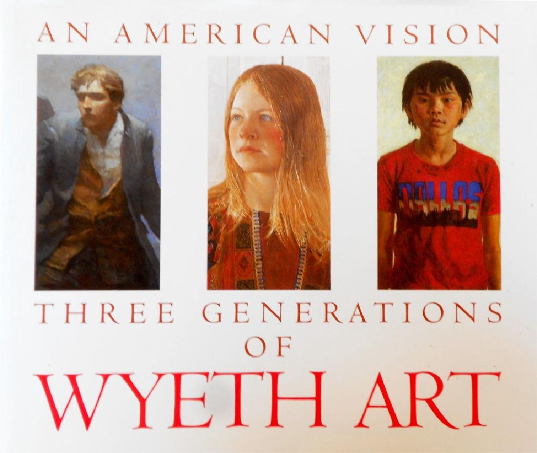 An American Vision by N.C. Wyeth