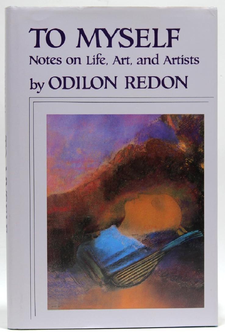 Notes On Life, Art & Artists By Odilon Redon