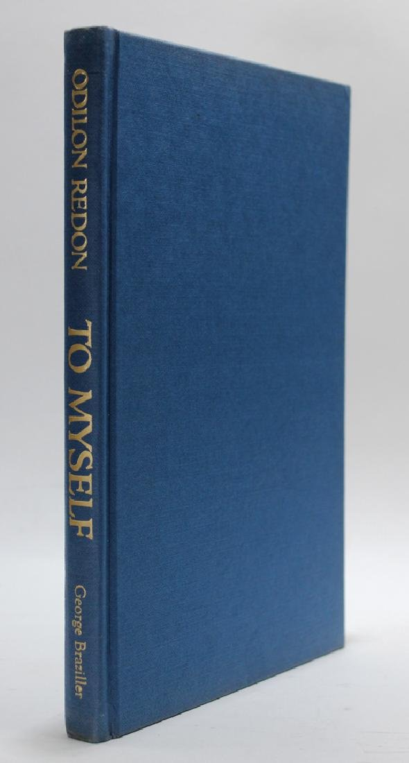 Notes On Life, Art & Artists By Odilon Redon - 2