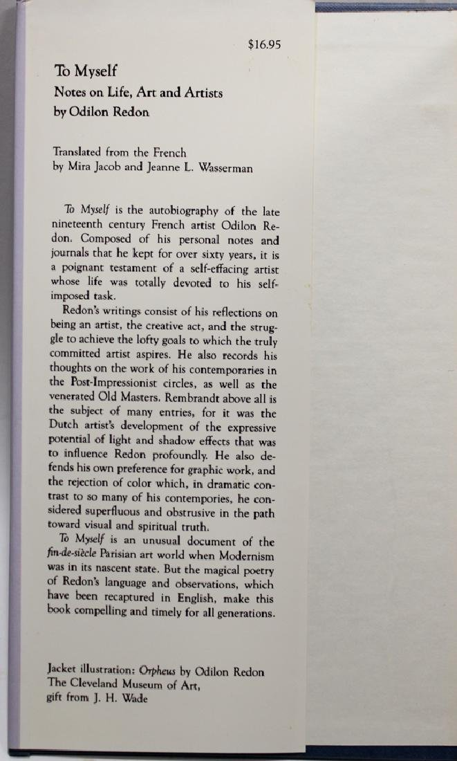 Notes On Life, Art & Artists By Odilon Redon - 4