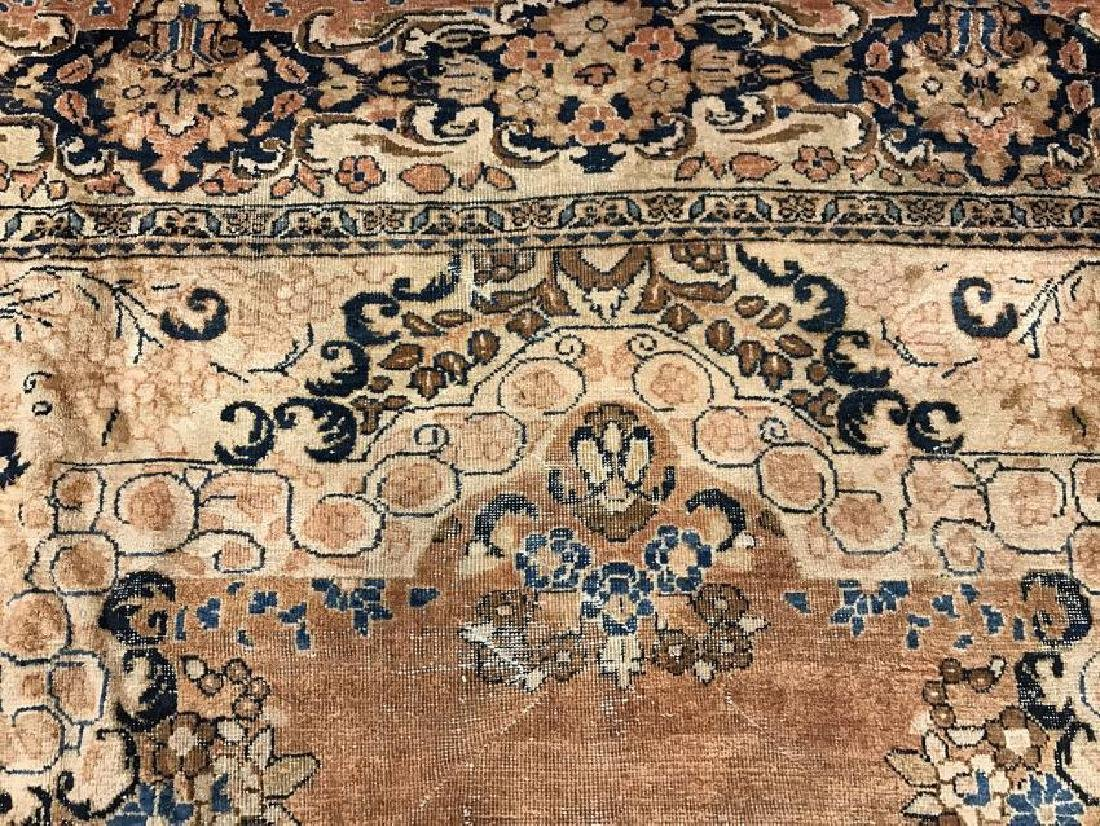 Antique Mahal Rug 11.1 x 14.10 - 3