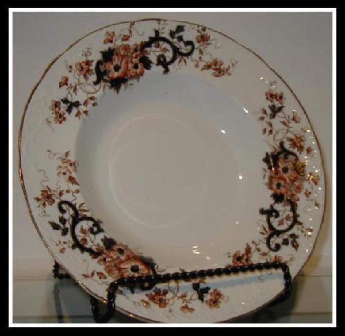 Staffordshire Ironstone Pottery Bowl Miranda