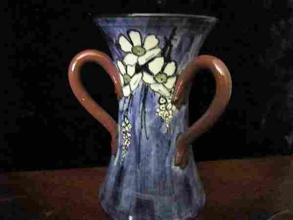 Loving Cup Style Vase, Torquay