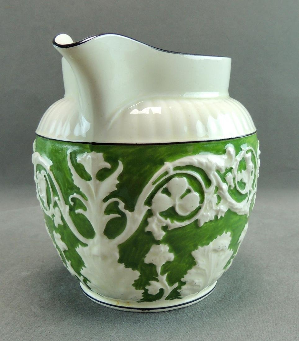 Wedgwood Porcelain Pitcher - 2