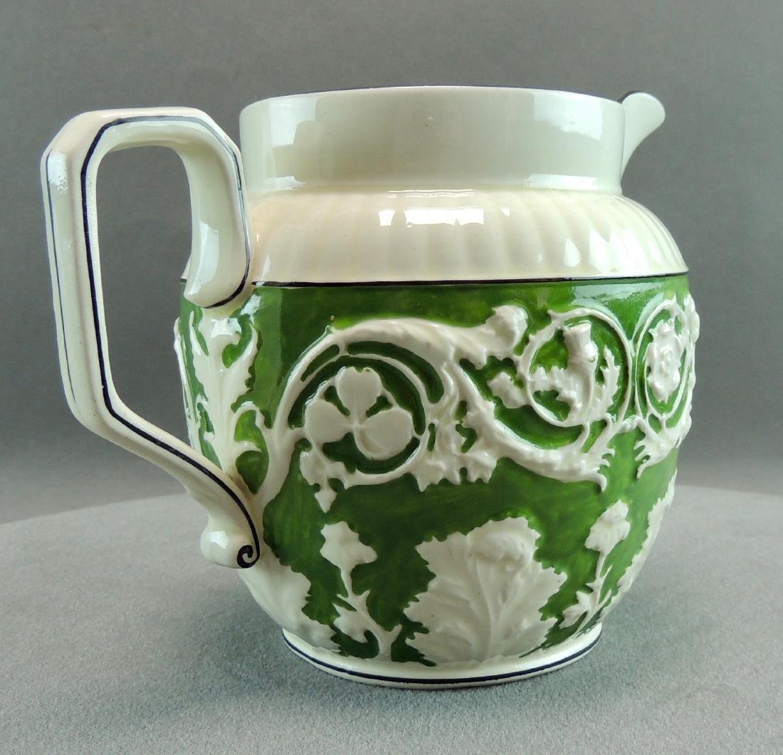 Wedgwood Porcelain Pitcher - 3