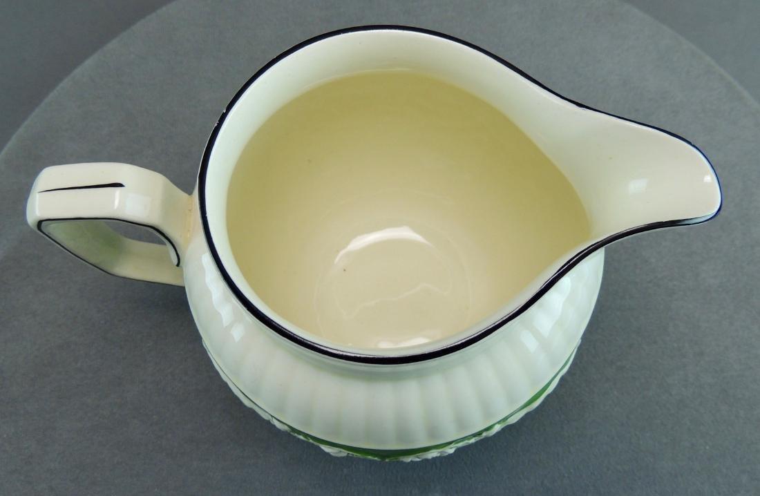Wedgwood Porcelain Pitcher - 4