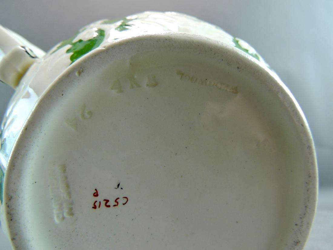 Wedgwood Porcelain Pitcher - 7
