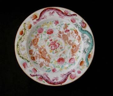 English Dragon Plate