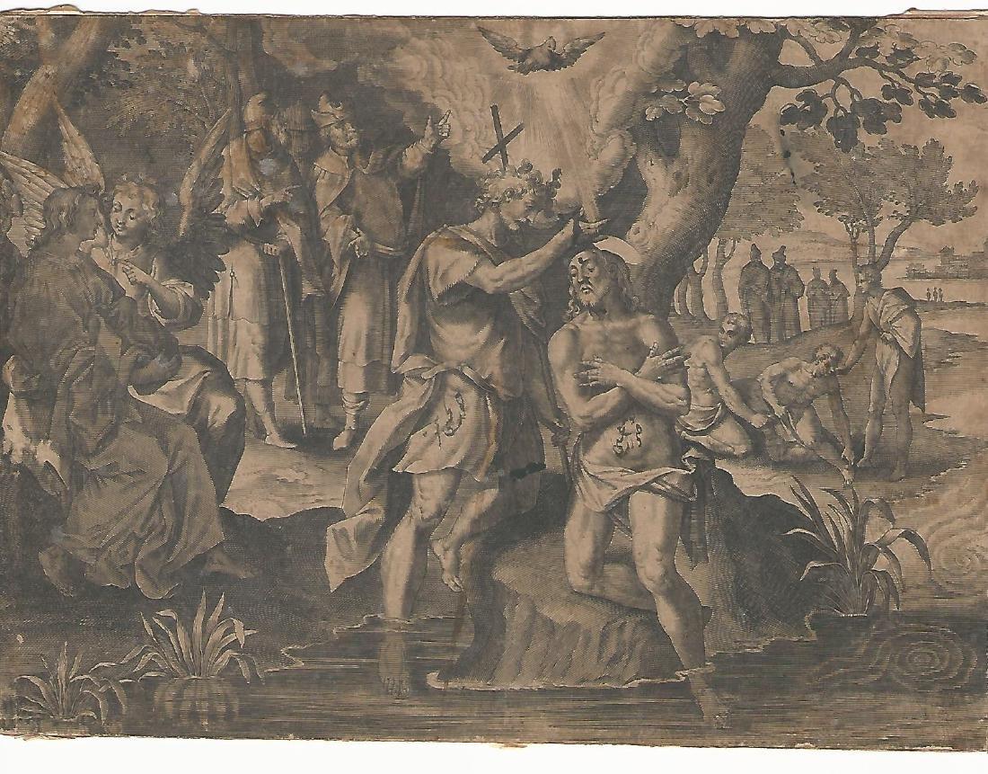 Old Master Engravings, 1590