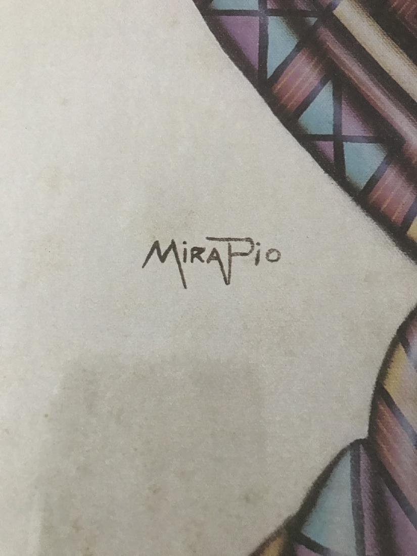 Mirapio: Family Generation Watercolor Print - Signed - 6