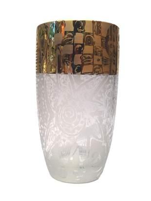 Rob Turner Glass Vase