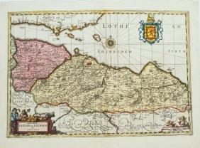 Lot 17th-20th Century Antiquarian Maps