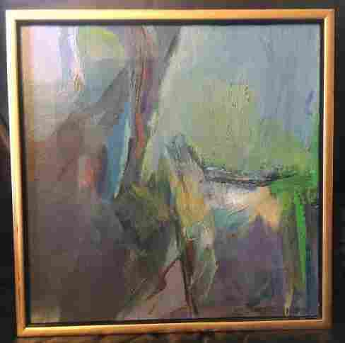 Oil on Canvas, Signed by Betensky